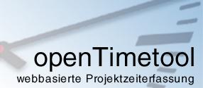 openTimetool - Online Projektzeiterfassung - Einfach und komfortabel